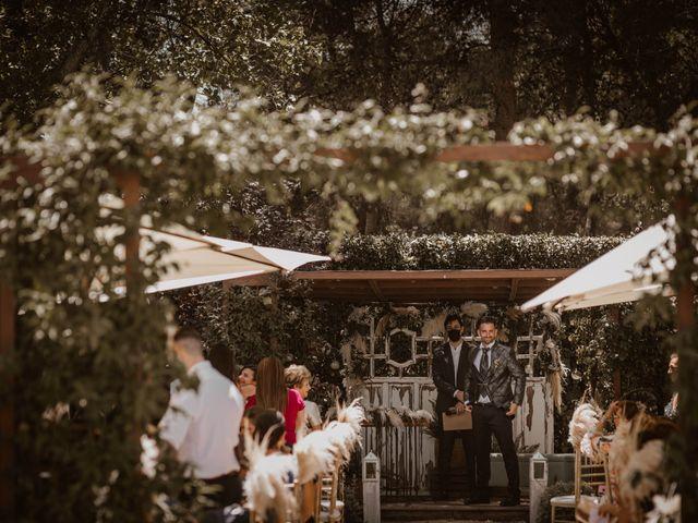 La boda de Tamara y Iván en Chiva, Valencia 19