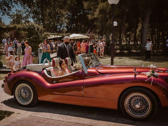 La boda de Tamara y Iván en Chiva, Valencia 21