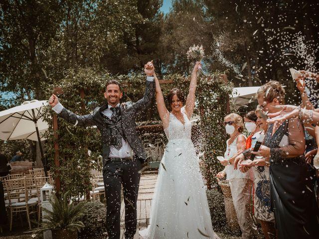 La boda de Tamara y Iván en Chiva, Valencia 33