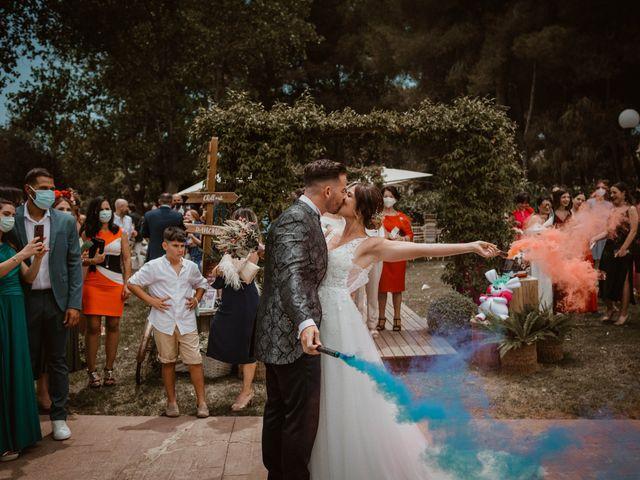 La boda de Tamara y Iván en Chiva, Valencia 34