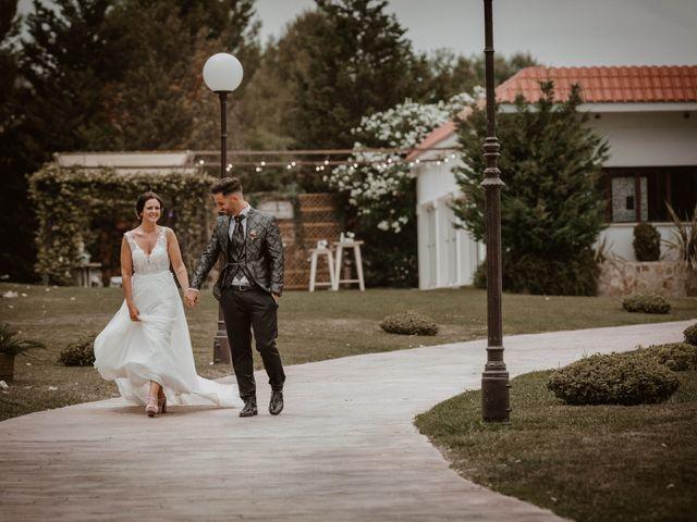 La boda de Tamara y Iván en Chiva, Valencia 35
