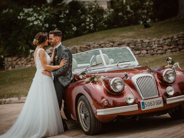 La boda de Tamara y Iván en Chiva, Valencia 36