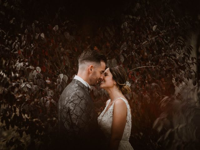 La boda de Iván y Tamara