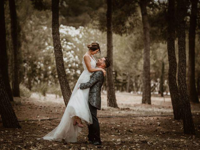 La boda de Tamara y Iván en Chiva, Valencia 38