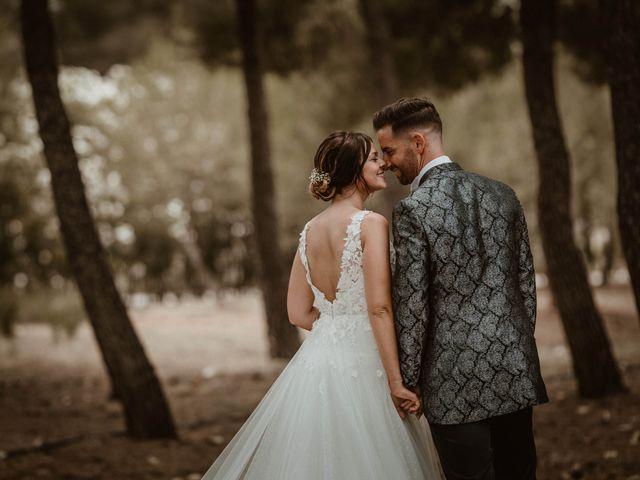 La boda de Tamara y Iván en Chiva, Valencia 40