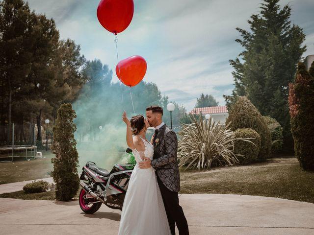 La boda de Tamara y Iván en Chiva, Valencia 41