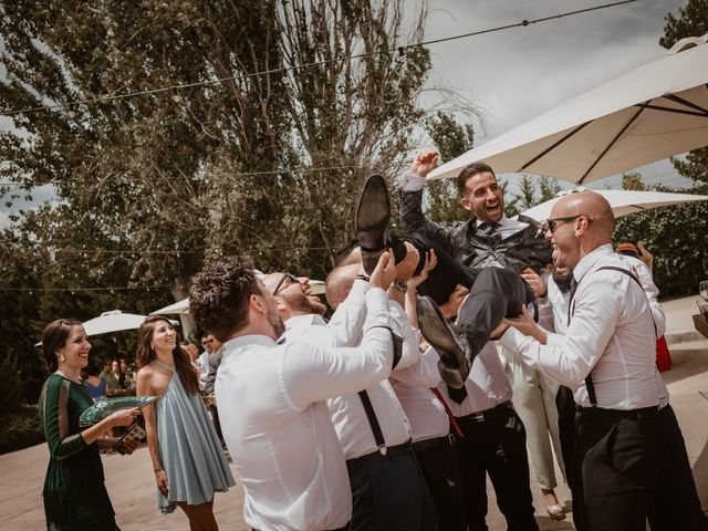 La boda de Tamara y Iván en Chiva, Valencia 43