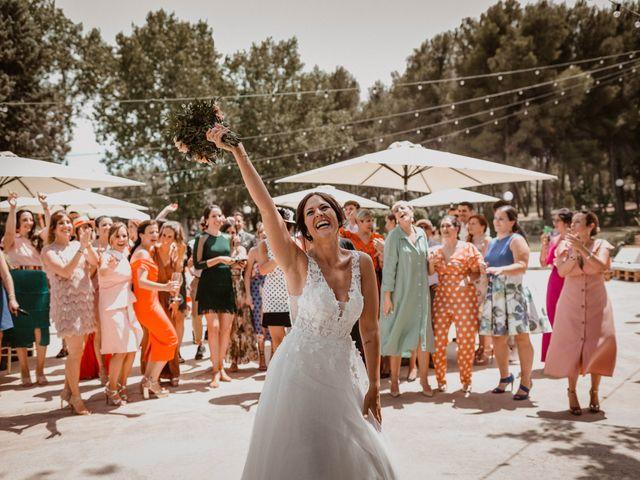 La boda de Tamara y Iván en Chiva, Valencia 44