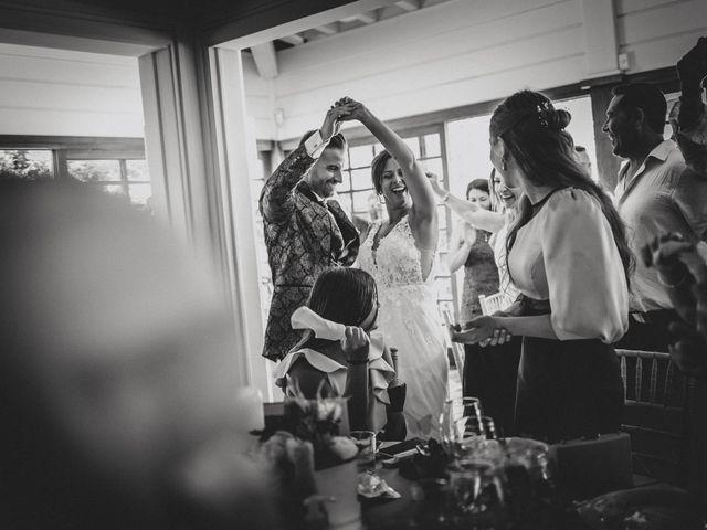 La boda de Tamara y Iván en Chiva, Valencia 45