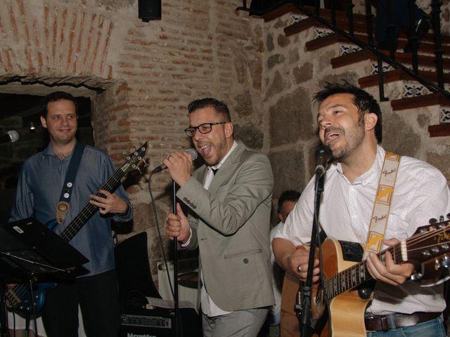 La boda de Rubén y Diana en Ávila, Ávila 3
