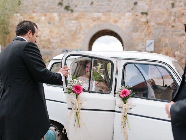 La boda de Rubén y Diana en Ávila, Ávila 9