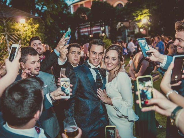 La boda de Serezade y Javier