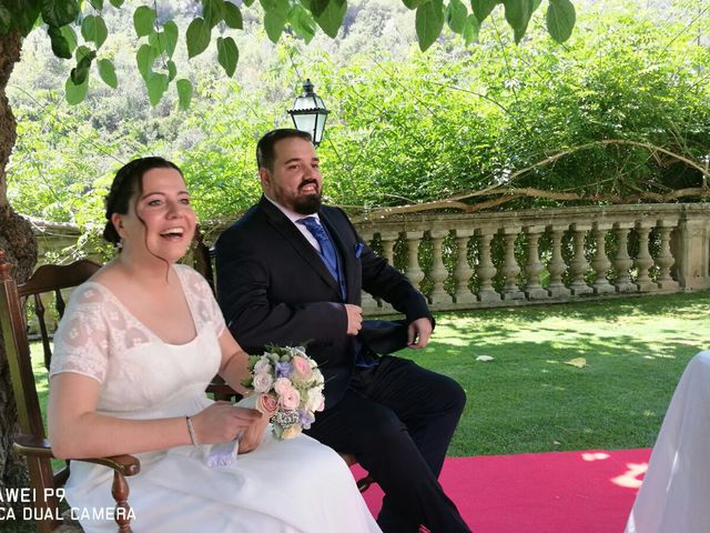 La boda de Núria y José Ángel