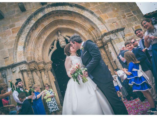 La boda de Eduardo y Emma en Villaviciosa, Asturias 11