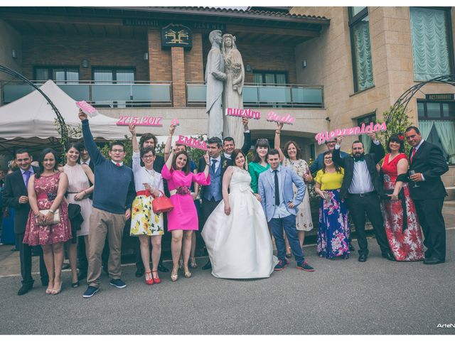 La boda de Eduardo y Emma en Villaviciosa, Asturias 32