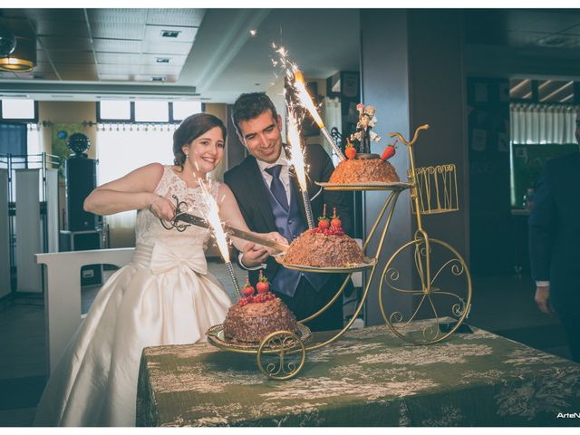 La boda de Eduardo y Emma en Villaviciosa, Asturias 46