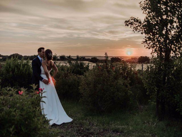 La boda de Ainhoa y Adolfo