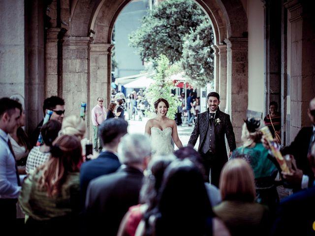 La boda de Isaac y Rebeca en Castelló/castellón De La Plana, Castellón 9