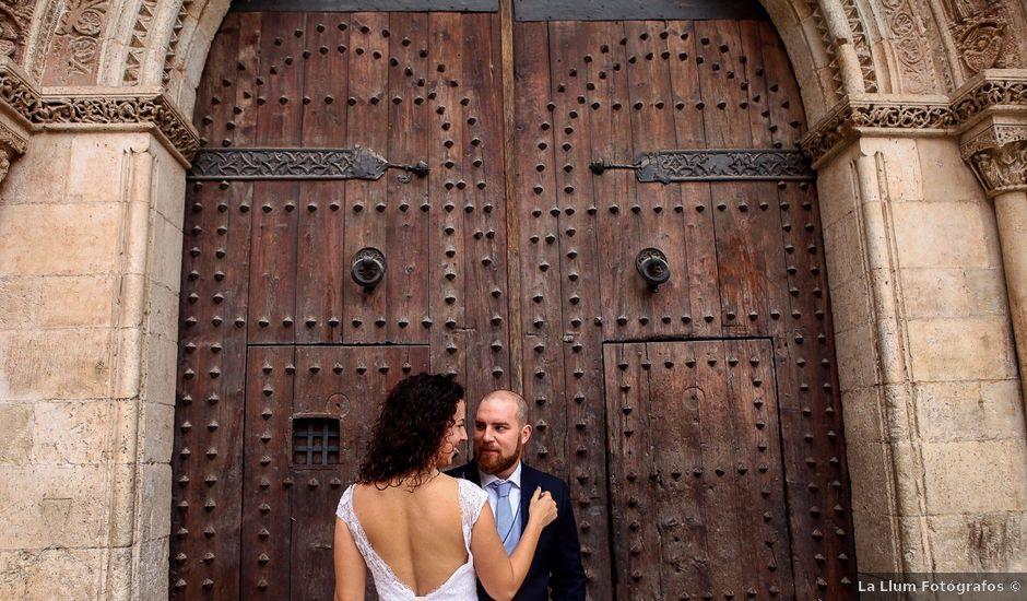 La boda de Alfonso y Sara en El Puig, Valencia