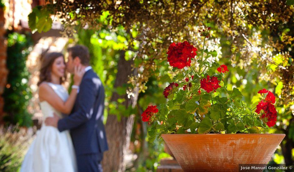 La boda de Miguel y Laura en Salobre, Albacete