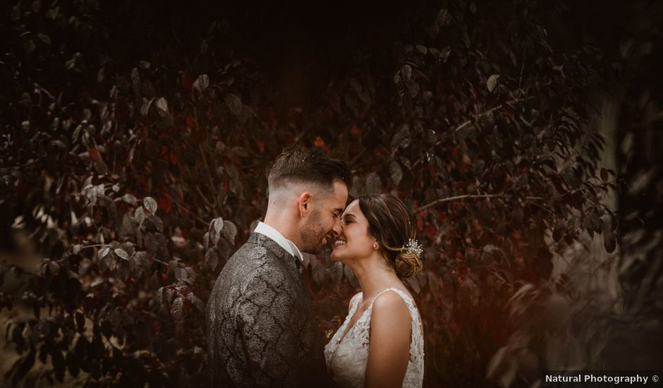 La boda de Tamara y Iván en Chiva, Valencia