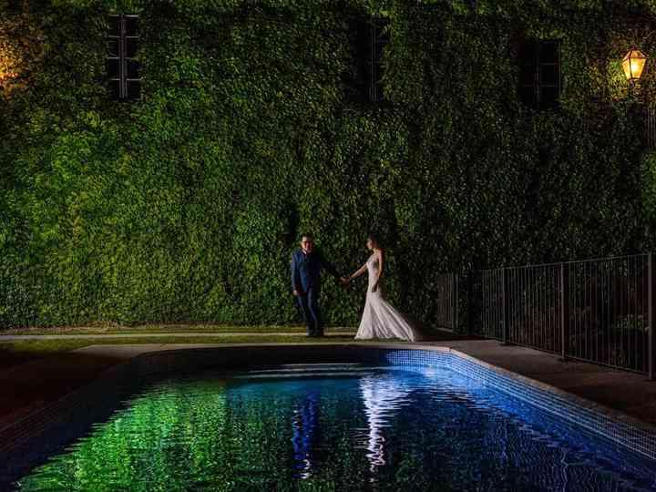 La boda de Rodrigo y Ani