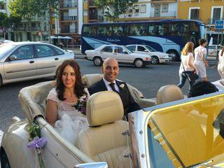 La boda de Beatriz Ferrero y Mario Vidal