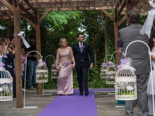 La boda de Vanessa y Iván 2