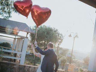 La boda de Lydia y Ángel