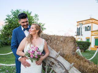 La boda de Rosa y José Manuel