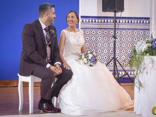 La boda de Jennifer  y Pablo 1