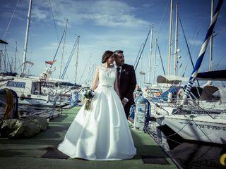 La boda de Jennifer  y Pablo