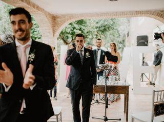 La boda de María y Juan Carlos 1