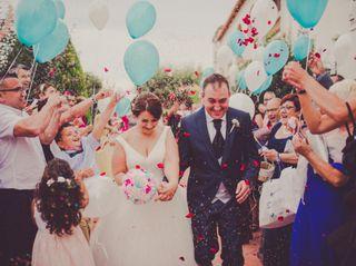 La boda de Mireia y Miguel