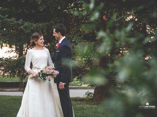 La boda de Cristina y José Ramón