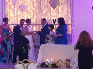 La boda de Silvia y Ramón