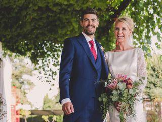 La boda de Julia y Tito