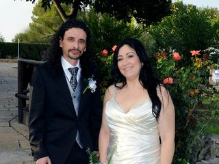La boda de Joana y Juan Ángel 2