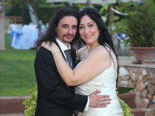 La boda de Joana y Juan Ángel