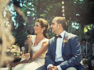 La boda de Pilar y Salva