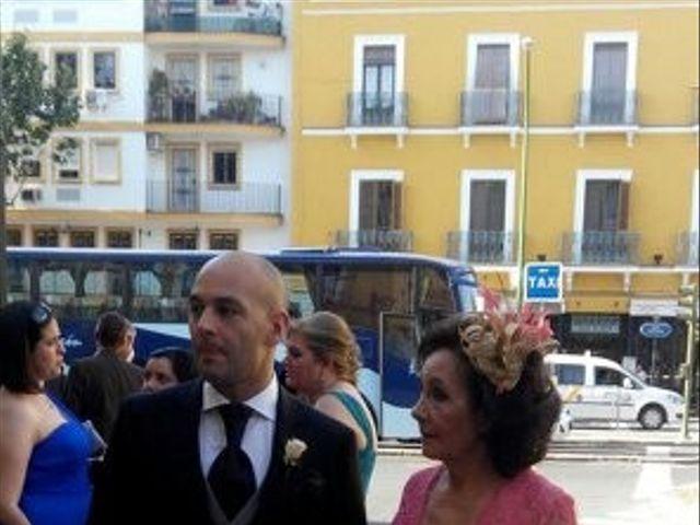 La boda de Mario  y Beatriz  en Sevilla, Sevilla 6