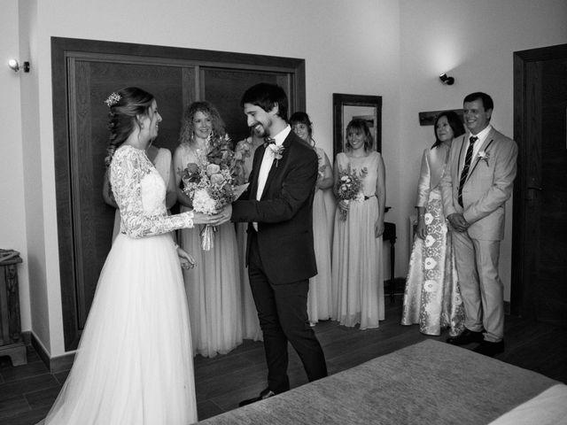 La boda de Dani y Nuria en Vallfogona De Riucorp, Tarragona 5
