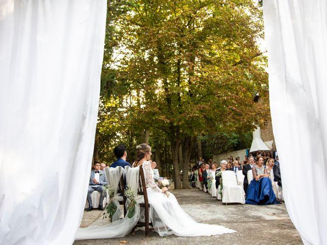 La boda de Dani y Nuria en Vallfogona De Riucorp, Tarragona 6
