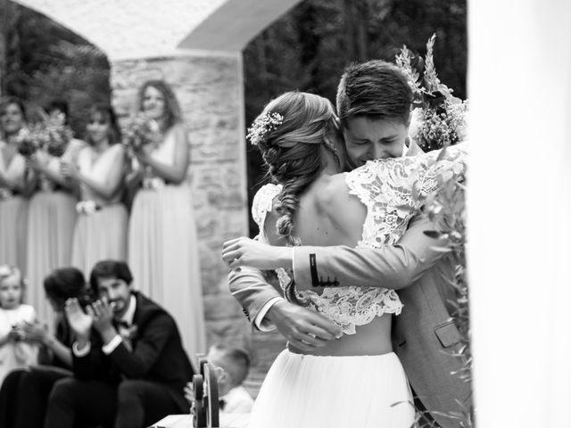 La boda de Dani y Nuria en Vallfogona De Riucorp, Tarragona 7