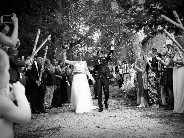 La boda de Dani y Nuria en Vallfogona De Riucorp, Tarragona 8