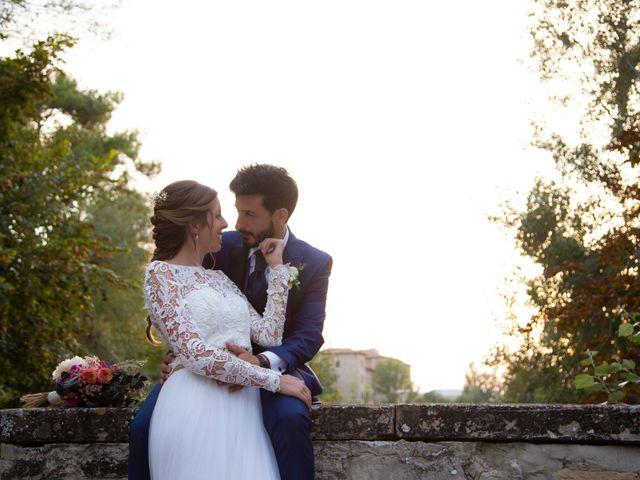 La boda de Dani y Nuria en Vallfogona De Riucorp, Tarragona 9