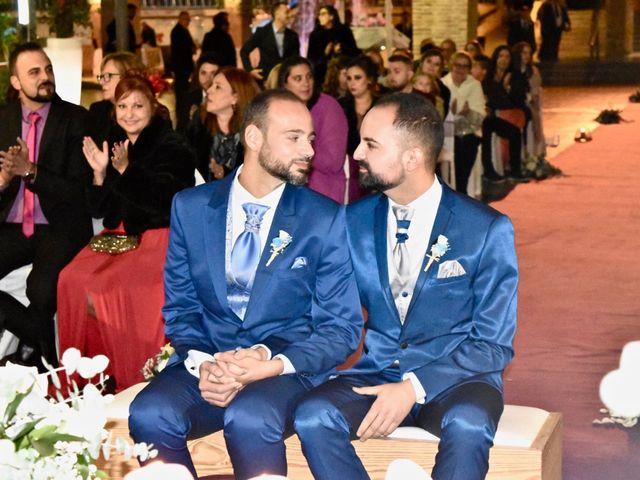 La boda de Fran y Adry