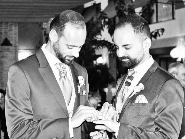 La boda de Adry y Fran en Alginet, Valencia 3