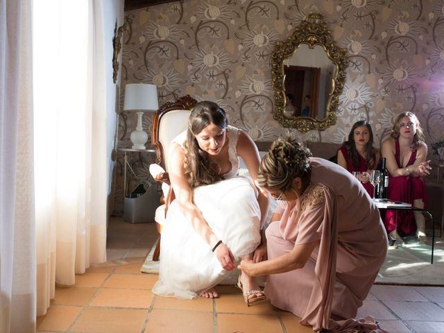 La boda de Anais y Hector en Ribesalbes, Castellón 5