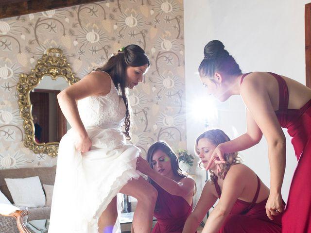 La boda de Anais y Hector en Ribesalbes, Castellón 2
